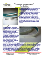 Mechanical Splicing System