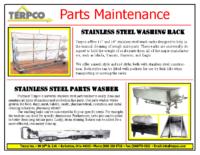 Parts Maintenance Brochure